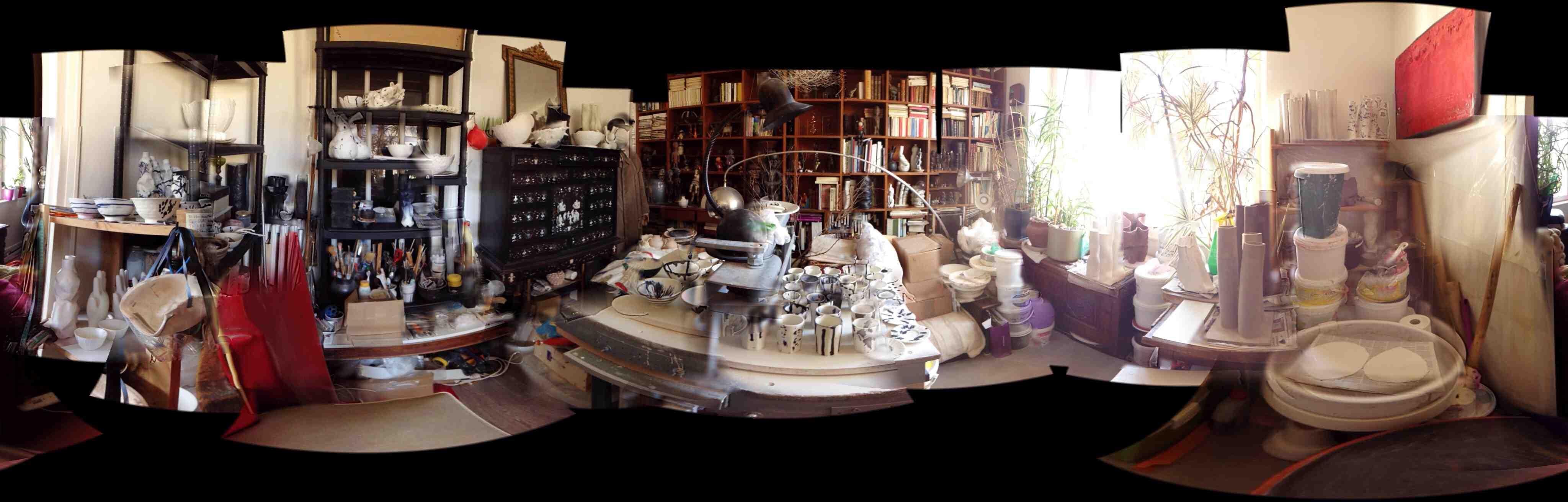 cat-trochu-ceramic-rennes- atelier 1