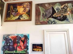 cat-trochu-ceramic-rennes-sérans-atelierbalias-vernissage 8-6
