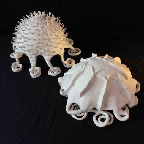cat-trochu-ceramic-rennes-juin-2016-deux-créatures 3