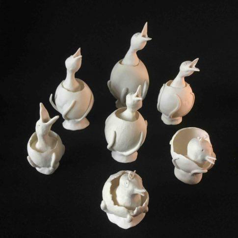 cat-trochu-ceramic-rennes-porcelaine-sept-oiseaux 1