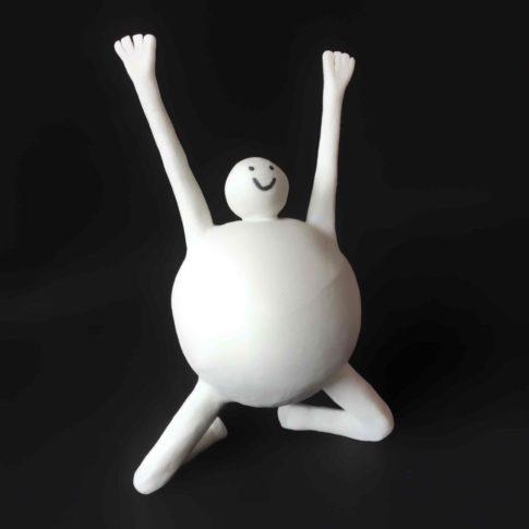 cat-trochu-ceramic-rennes-bretagne-porcelaine-sculpture-bonhomme 1