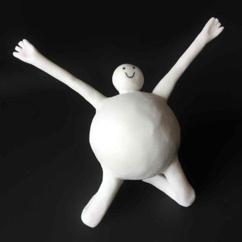 cat-trochu-ceramic-rennes-bretagne-porcelaine-sculpture-bonhomme 3
