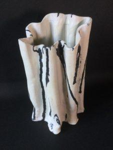 cat trochu ceramic-Rennes-vase bambou 2-grès