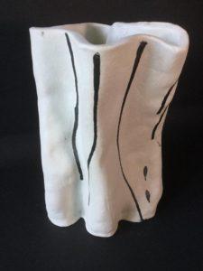 cat trochu ceramic-Rennes-vase bam