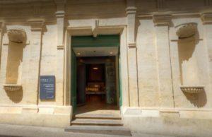 La NEF-Montpellier - entrée