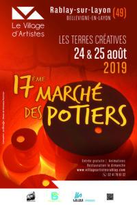 Affiche Terres Créatives 2019-ph