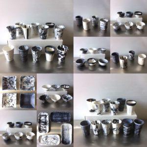 cat trochu ceramic-Galerie du Liseron-1