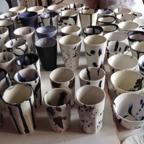 cat-trochu-ceramic-rennes-bowls an cups 1-2-1