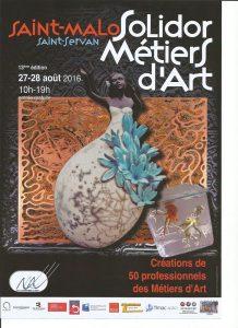 Solidor Métiers d'Art Saint Malo 2