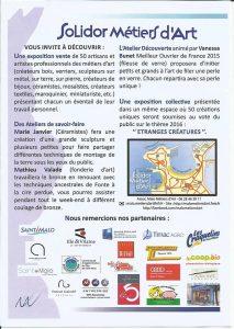 Solidor Métiers d'Art Saint Malo 3