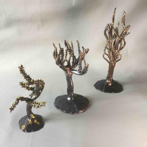 cat-trochu-ceramic-rennes-arbres-dorés-noirs 1