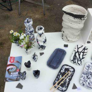 cat-trochu-ceramic-rennes-herbignac-2017-porcelaine-stand 1