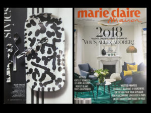 cat trochu Marie Claire 7 janvier 2018