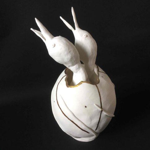 1-cat-trochu-ceramic-rennes-bretagne-juillet-2018-porcelaine-inseparables 0