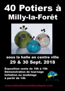 Affiche MILLY-2018