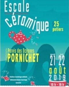 Affiche Pornichet 2019