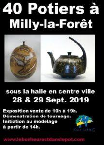 40 Potiers Milly-la-Forêt 2019