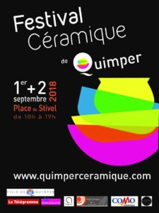 Festival Céramique Quimper 2019