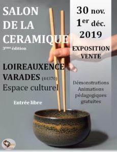 Salon céramique Varades 2019