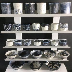 Cat trochu ceramic - Empreintes 2020-1