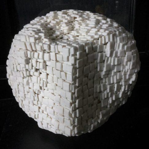 Quadrature du cercle 1-1-cat trochu ceramic