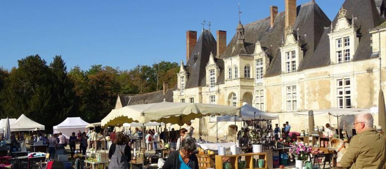Chateau de Villesavin 2021